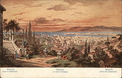 Messina before the catastrophe