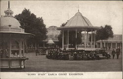 Earl's Court Exhibition - Sunny Spain