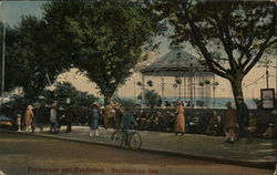 Promenade and Bandstand
