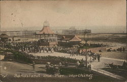Bandstand and Pier