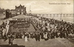 Bandstand and Parade