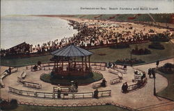 Beach Gardens and Band Stand