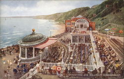 Bandstand and ballroom, Scarborough