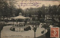 Band Stand and Public Gardens