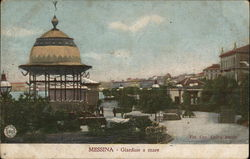 Seaside Garden and Band stand