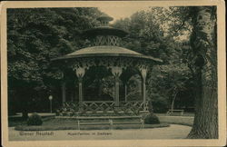 Band Stand, Stadtpark