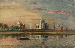 The Taj from Across the River