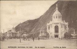 National Exposition 1908, Rio de Janeiro, Brazil