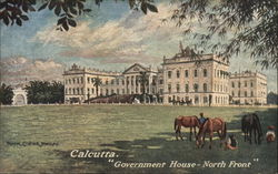 Government House - North Front
