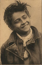 Photo of Unidentified Smiling Woman