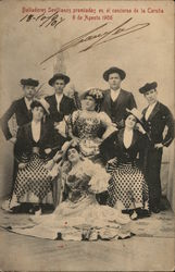 Sevillian Dancers