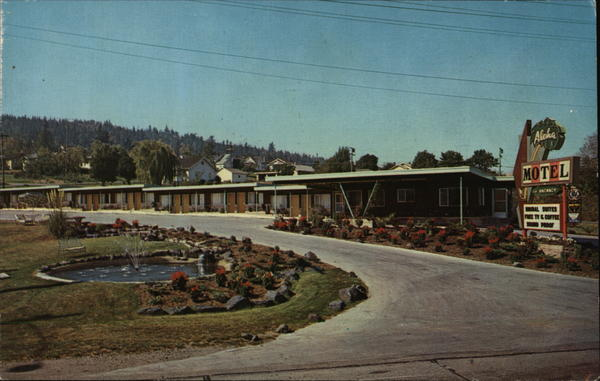 Aloha Motel Bellingham Washington