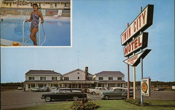 Twin City Motel. Twin City Motel Brewer Maine