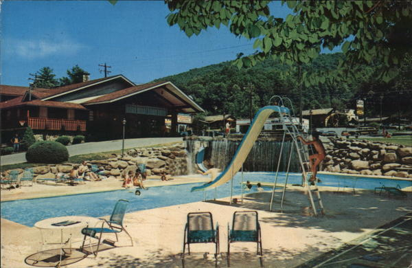 Brookside Motel and Ranch House Gatlinburg Tennessee
