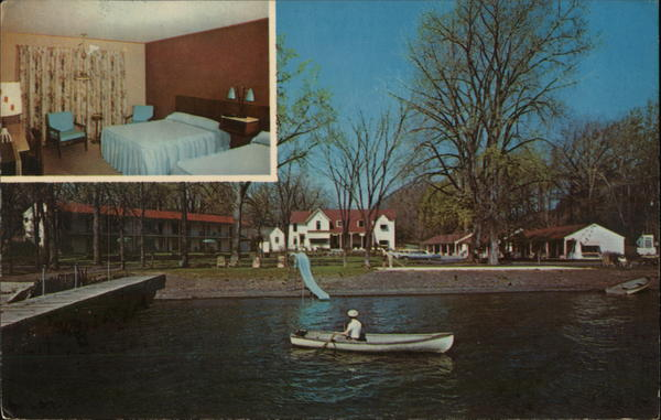 Rainbow Cove Motel Himrod New York