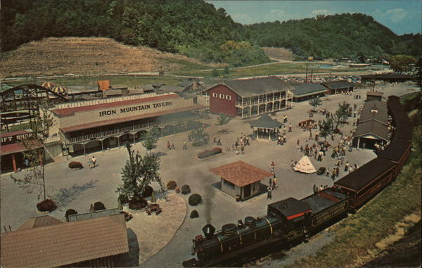 Goldrush Junction Pigeon Forge Tennessee