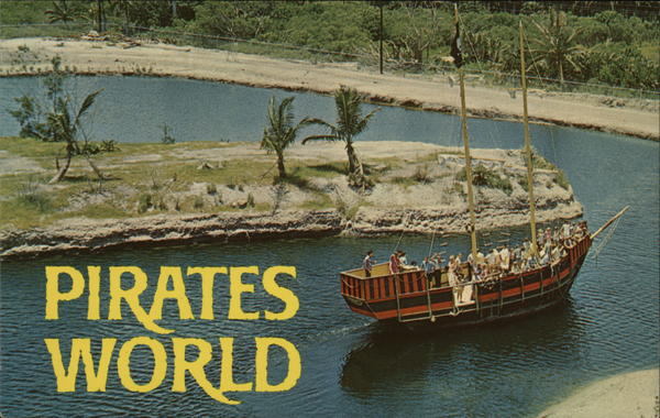 Pirates World Hollywood Florida
