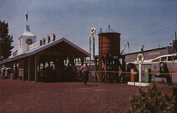 Oregon Centennial Exposition and Trade Fair Portland