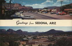 Greetings from Sedona