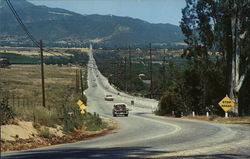 Sand Canyon Road and Yucaipa Boulevard