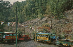 Seldom Seen Valley Mine Postcard