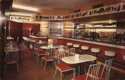 Bismarck Hotel - Old Vienna, Soda Fountain and Coffee House