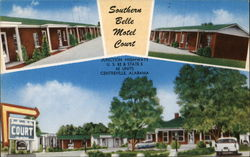 Southern Belle Motel Court