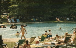 Capon Springs and Farms - Swimming Pool