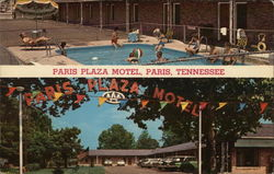 Paris Plaza Motel