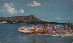 Hawaiian Outrigger Canoes