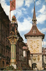 Berne Canton Clock Tower