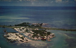 Aerial View of Conch Key