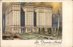 St. Francis Hotel