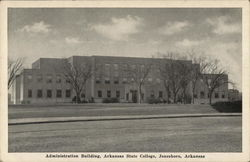 Administration Building, Arkansas State College