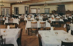 Cascade Loge and Cabins - Main Dining Room