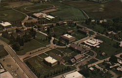 Aerial View of Brevard College