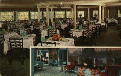 Main Dining Room, Washington Arms Restaurant