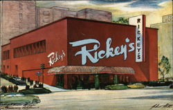 Rickey's Town House