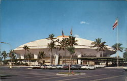 Blaisdell Memorial Center Arena