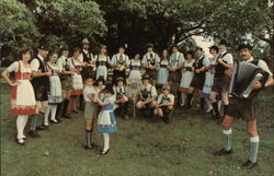 The Rathkamp German Folkdancers