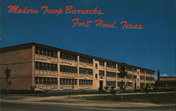 Modern Troop Barracks
