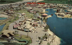Aerial View of Pirate's World
