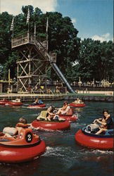 Conneaut Lake Park - Bumper Boats and Water Coaster