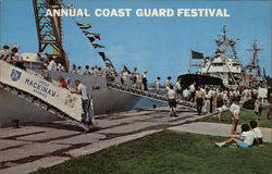 Annual Coast Guard Festival