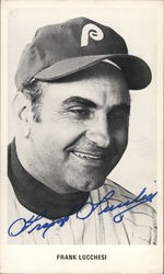 Frank Lucchesi - Signed
