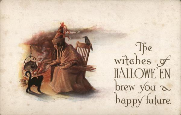 Witches of Halloween