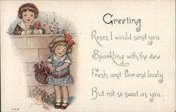 Greeting - Children