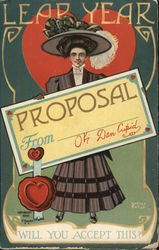 LEAP YEAR PROPOSAL