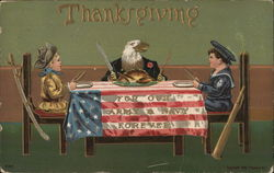 Patriotic Thanksgiving