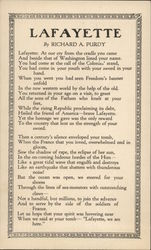 Lafayette, by Richard A. Purdy